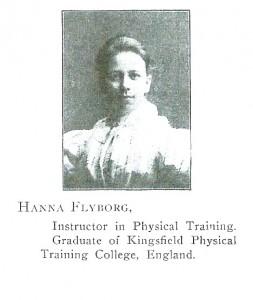 Hanna Flyborg b