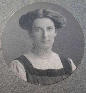 Norah Strathairn 1912