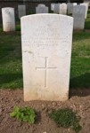 Grave of Olive Smith from Salonica Campaign Society website
